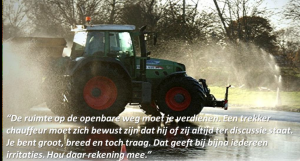 tractor slippend