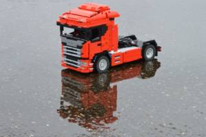 Lego Scania