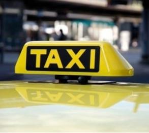 Taxi pas