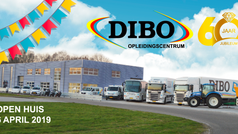Opleidingscentrum DIBO Open Huis 6 april 2019