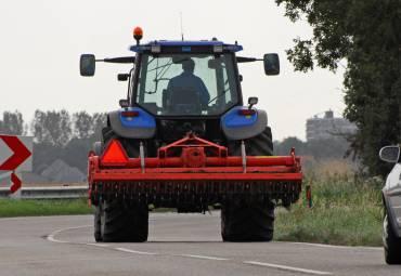 Nieuwe regels voor landbouwvoertuigen